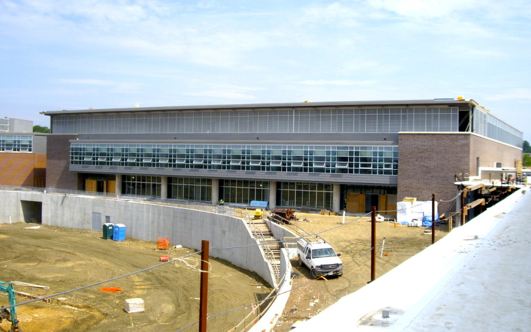 Coppin State Physical Education Complex