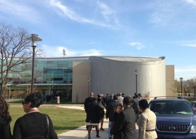 Morgan State University Theatre Hall